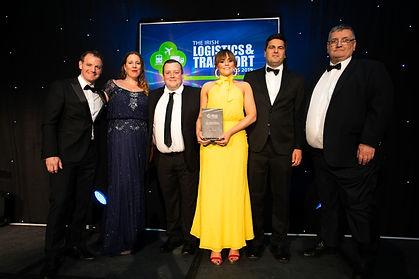 Swords Express - Irish Logistics & Transport Awards 2019 winners
