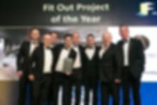 Slack European Headquarters- Fit Out Awards 2017 winner