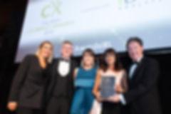 Actavo - 2019 The Irish CX Impact Awards winner