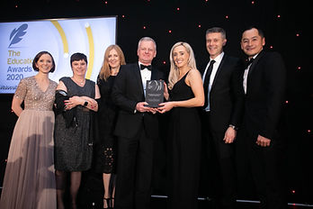 DCU Access to the Workplace Programme Collaborators - The Education Awards 2020 winners