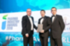 NIBRT - Pharma Industry Awards 2018 winners