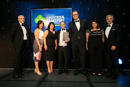 BWG Foods - Irish Logistics & Transport Awards 2019 winners