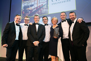 Ethos Engineering - Fit Out Awards 2018 winner