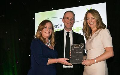 Vhi Women's Mini Marathon - Irish Sponsorship Awards winners 2016