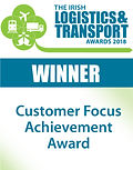 Customer Focus Achievement Award