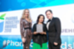 Amgen Technology Ireland - Pharma Industry Awards 2018 winners
