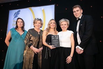 The Student Engagement Office, Cork Institute of Technology - The Education Awards 2020 winners