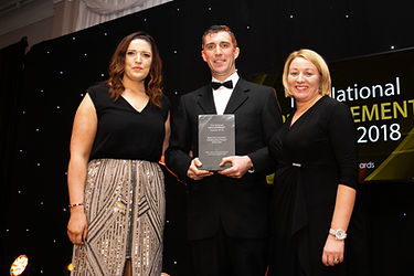Pfizer Ireland Pharmaceuticals Lab Consumable Project - 2018 National Procurement Awards winner