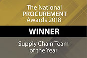 Supply Chain Team of the Year