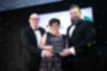 CBRE - 2020 Facilities Management Awards winner