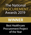 Best Healthcare Procurement Project of the Year