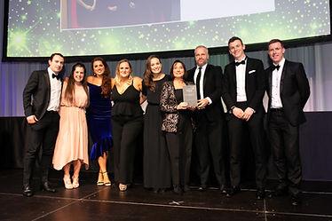 TITAN Experience - Irish Sponsorship Awards 2018 winners