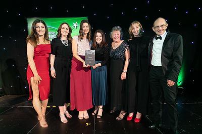 parkrun & Vhi - 2019 Irish Sponsorship Awards winner