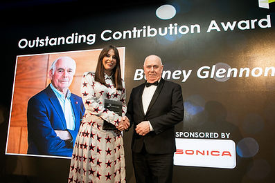 Barney Glennon - 2019 Fit Out Awards 2019 recipient