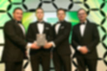 GROWN - Green Awards 2018 winner