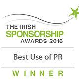 Best Use of PR 2016 winner logo