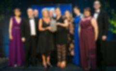 KCI Manufacturing - 2018 HR Award winners