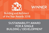 Sustainability Award for a Single Building or Development