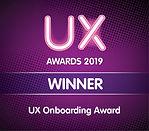 UX Onboarding Award