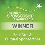 Best Arts & Cultural Sponsorship