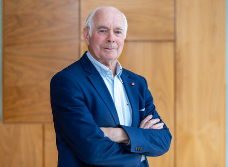 Barney Glennon, 2019 Outstanding Contribution Award recipient
