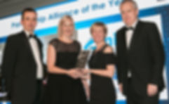 NIBRT & GE Healthcare - Pharma Industry awards 2017 winner