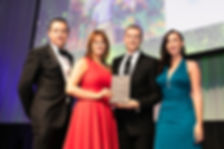 Laya Healthcare's City Spectacular - Irish Sponsorship Awards 2018 winners