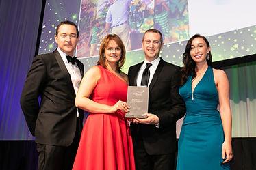 Laya Healthcare's City Spectacular - Irish Sponsorship Awards 2018 winners