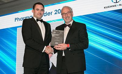 Brendan O'Callaghan - Pharma Industry awards 2017 winner