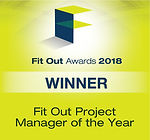 Fit Out Project Manager of the Year
