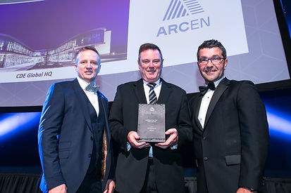 ARCEN - 2019 Building and Architect of the Year Awards winner