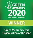 Green Medium Sized Organisation of the Year