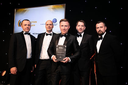 IN2 Engineering Design Partnership - Irish Construction Awards 2019