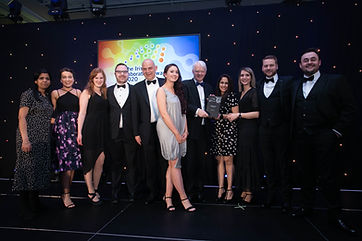 Laboratory Team of the Year winner