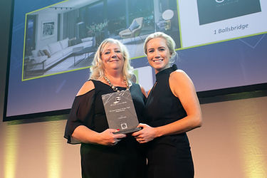 LUCA Architecture - Fit Out Awards 2018 winner