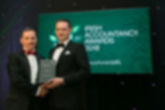 Baker Tilly Hughes Blake - Irish Accountancy Awards 2018 winners