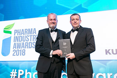 APC - Pharma Industry Awards 2018 winners