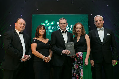 RSM Ireland - Irish Accountancy Awards 2018 winners