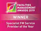 Specialist FM Service Provider of the Ye