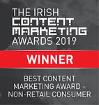 Best Content Marketing Award - Non-Retail Consumer