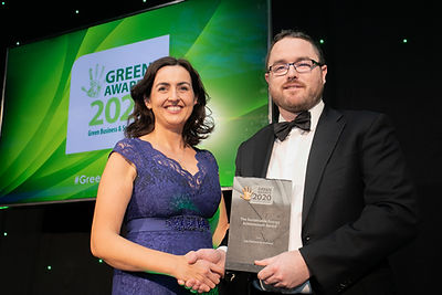 Gas Networks Ireland - The Green Awards 2020 winners