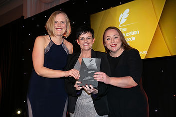 National College of Ireland - The Education Awards 2019 winners