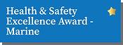 Health & Safety Excellence Award - Marine