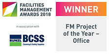 FM Project of the Year – Office
