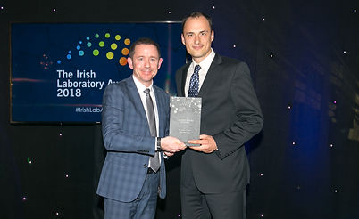 Nokia Bell Labs - The Irish Laboratory Awards 2018 winner