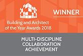 Multi-Discipline Collaboration Achievement