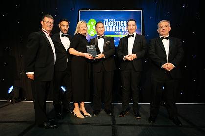 DHL Global Forwarding Ireland - Irish Logistics & Transport Awards 2019 winners