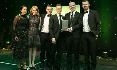 SingFM- Irish Sponsorship Awards winners 2017