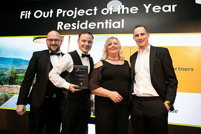 MDP + Partners - 2019 Fit Out Awards 2019 winner