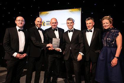 Project Warehouse & Showrooms N3 - De Siún architects - 2019 Irish Construction Industry Awards winner